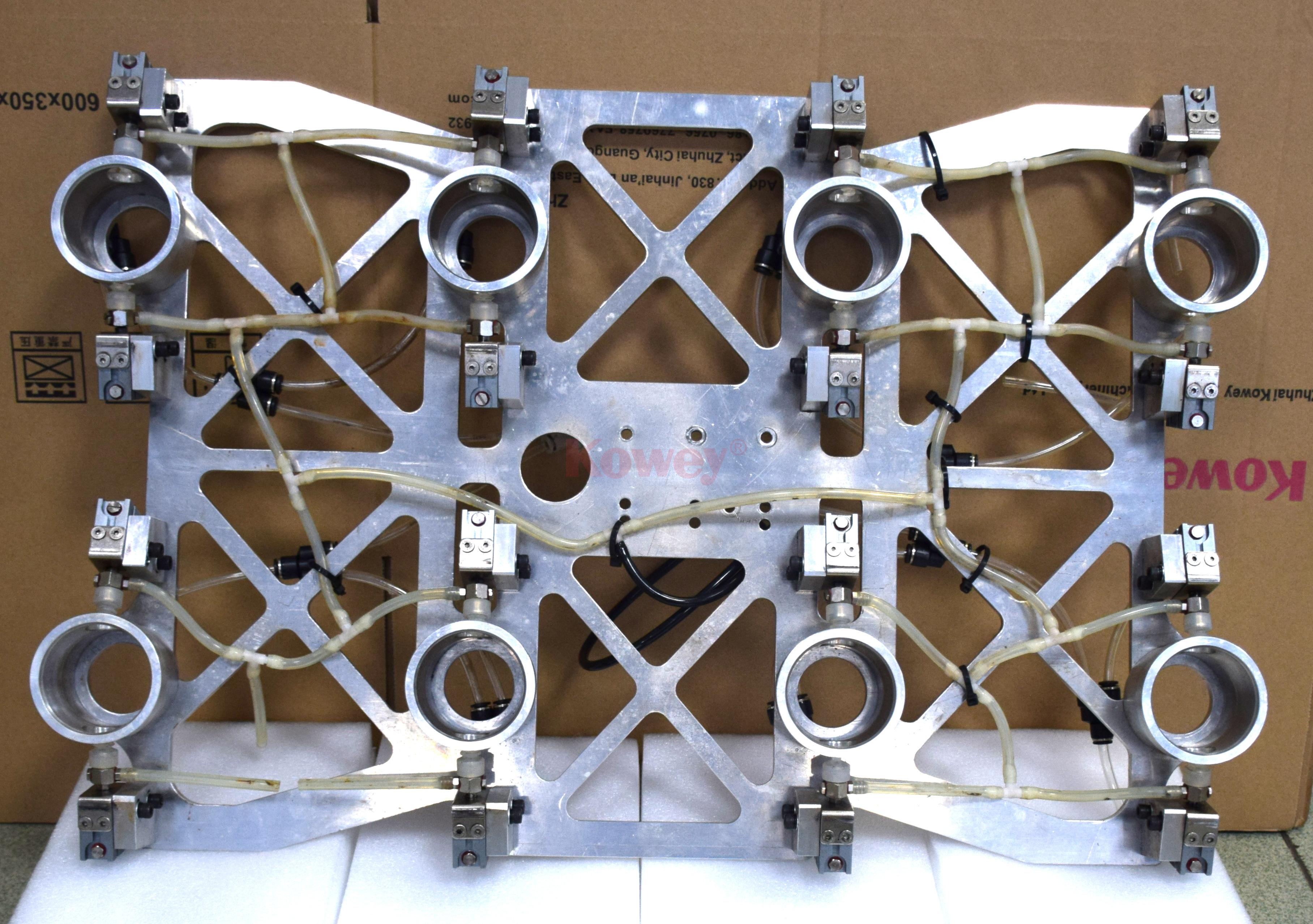 機械手治具-注塑自動化-透明雪糕杯治具-機械手治具定制