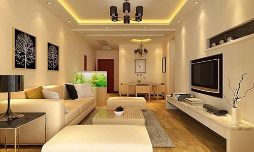 居室裝修選擇色彩有什么要領