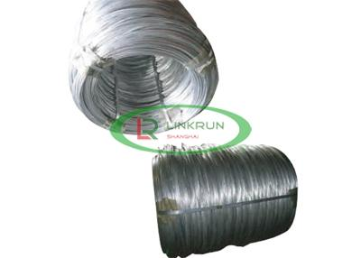 Galvanized lron wire