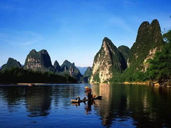 漓江风景名胜区综合监管平台建设,助力桂林旅游大发展