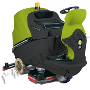 IPC CT160 Ride-on Scrubber