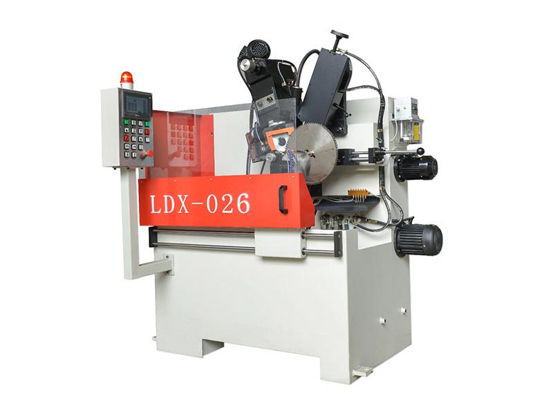 LDX-026 全自動數控前后角磨齒機