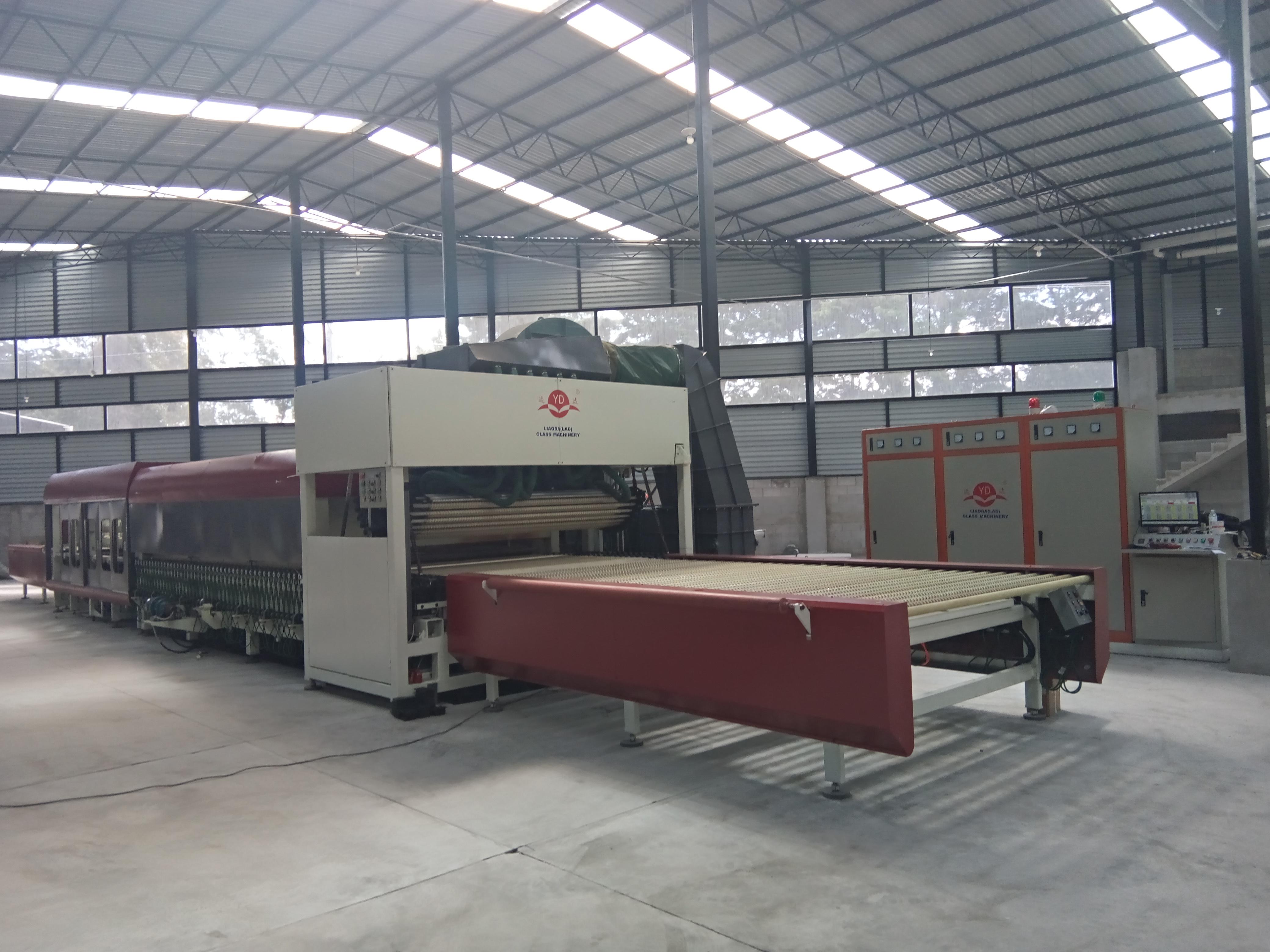 危地馬拉整廠設備,2018