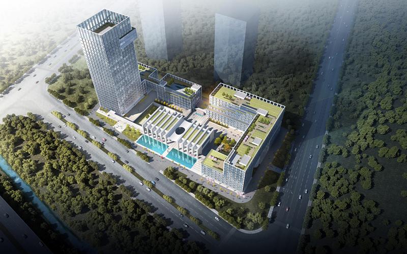 湖北工建機電科技產業園