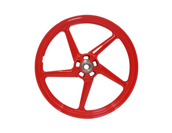 3D9-红色
