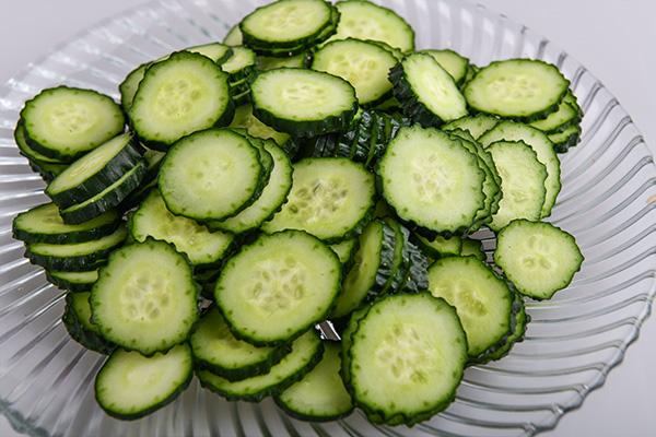 黄瓜片-菜之源净菜