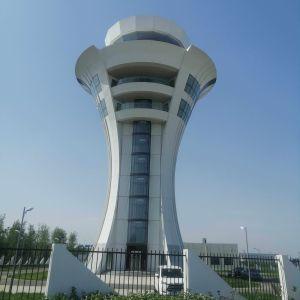 北京新機場機坪塔臺