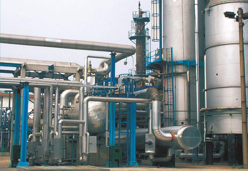 中石化巴陵公司乙内酰胺装置