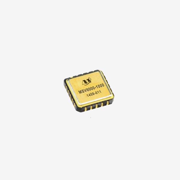 MSV6000 變電容式加速度傳感器