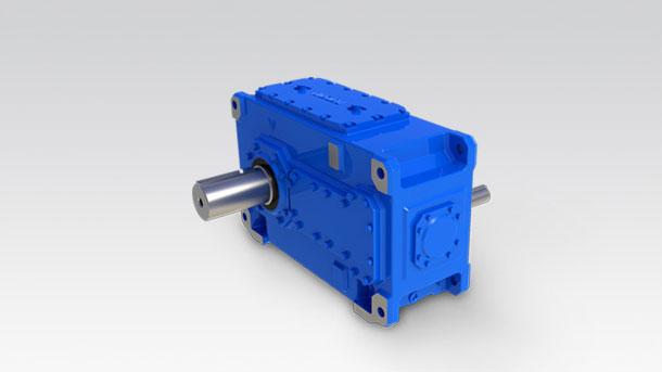 H、B系列標準工業齒輪箱