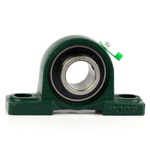 Insert bearings with pillow block bearing UCP208
