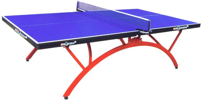 單折式高級移動乒乓球臺(小彩虹)