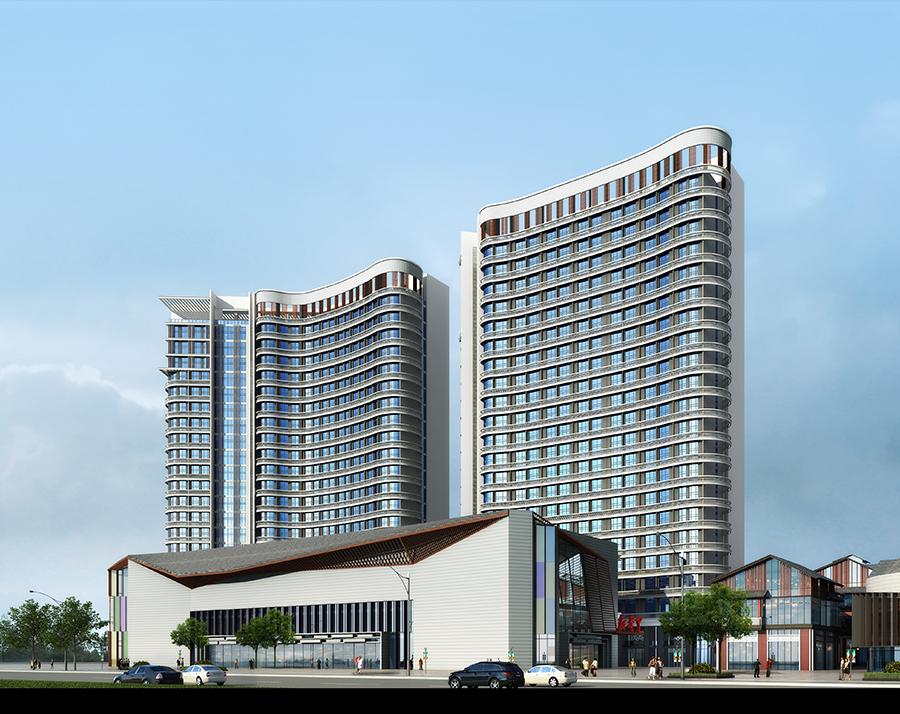 广州新华文化中心工程