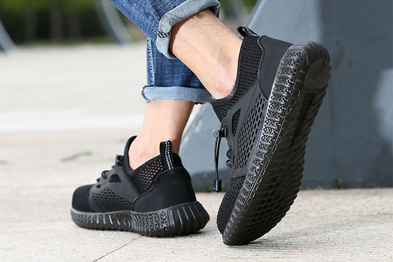 注塑和冷粘勞保鞋的區別及分辨方法