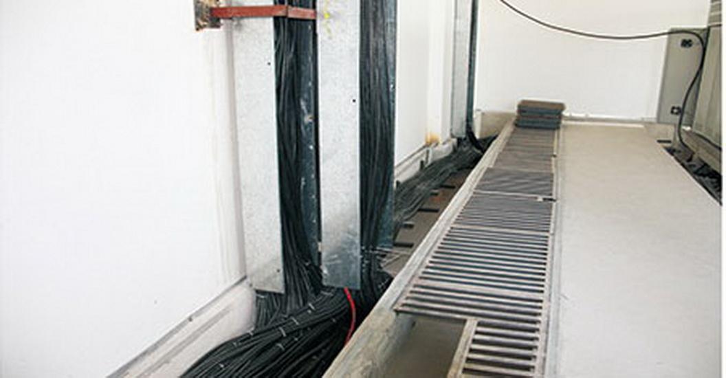 電器線纜鋪設工程
