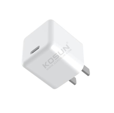 PD 18W US Wall Charger Single Port