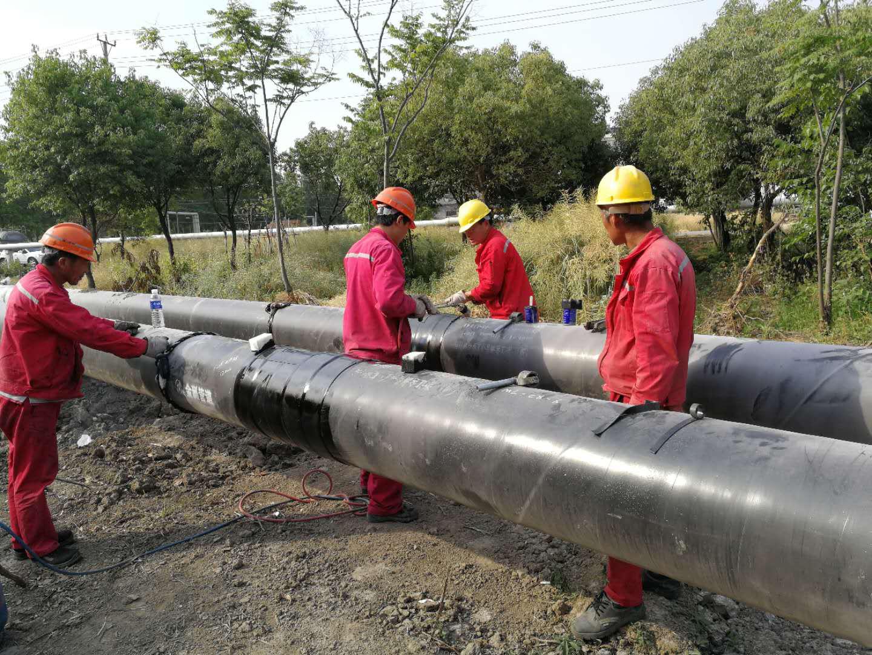 常熟市梅李至周行天然氣管線工程