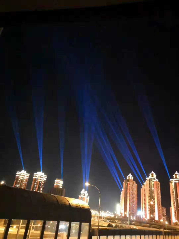 武漢第七屆軍人運動會激光項目