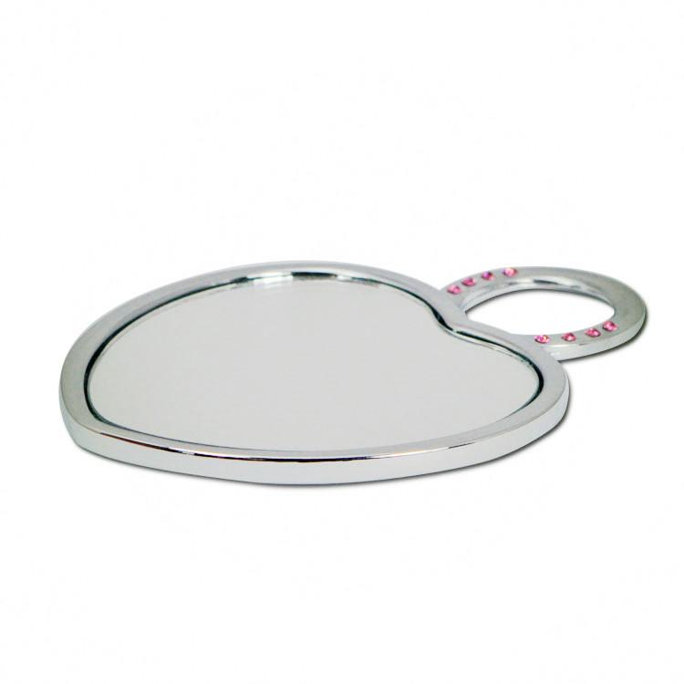 心形化妆镜3