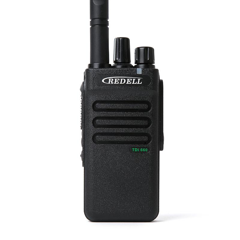 銳得爾REDELL模擬對講機手持機工地物業餐飲自駕TDi-660