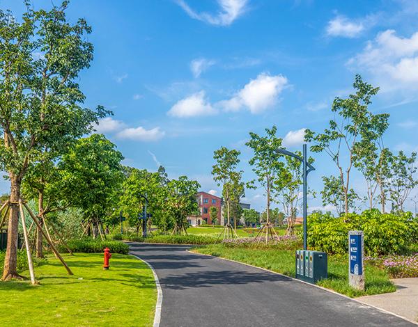 園林景觀施工案例