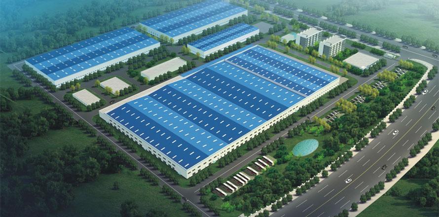 南京长安发动机新建工厂
