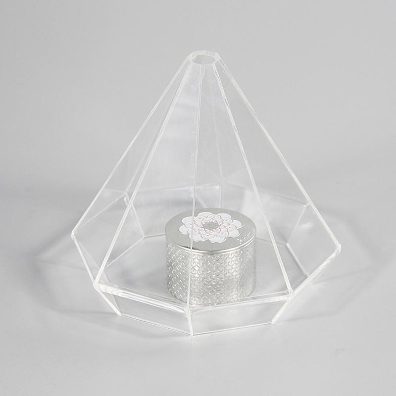 亞克力有機玻璃鉆石造型定制