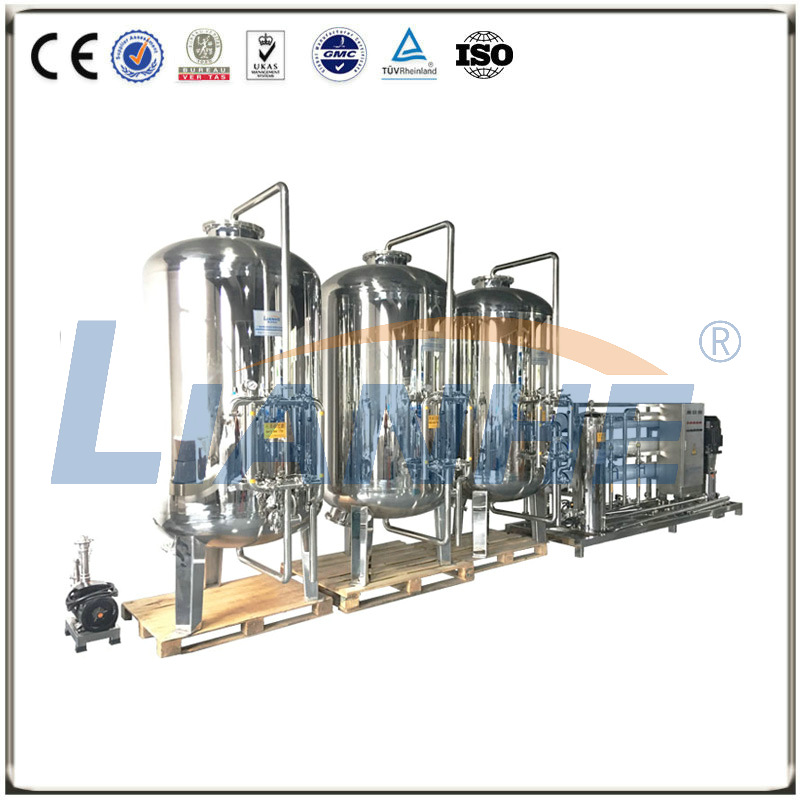 10T/h  Single-stage RO Water Treatment