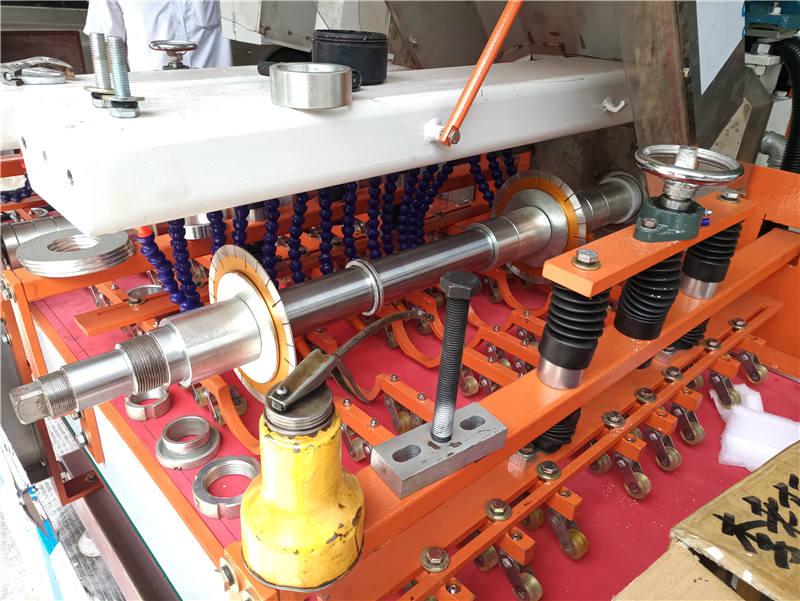 現在的瓷磚加工市場的需求,高精度的陶瓷切割設備