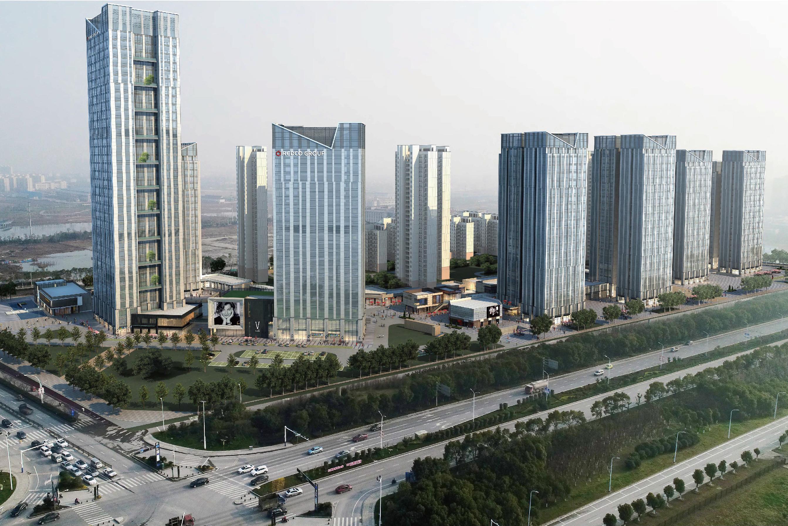 南昌力高雍湖景畔中心