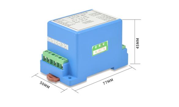 HD-T13V交流电压变送器