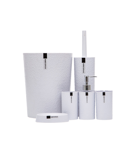 Bathroom Accessories 6 Pcs Set
