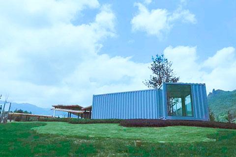 仙女山景区配套服务站