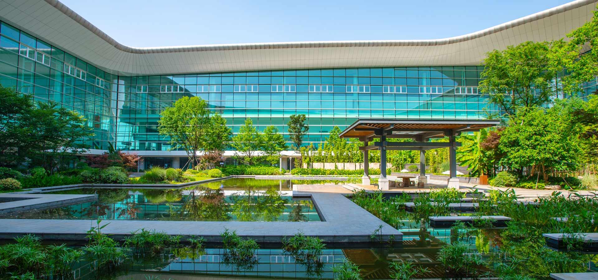 武漢市園林建筑規劃設計研究院