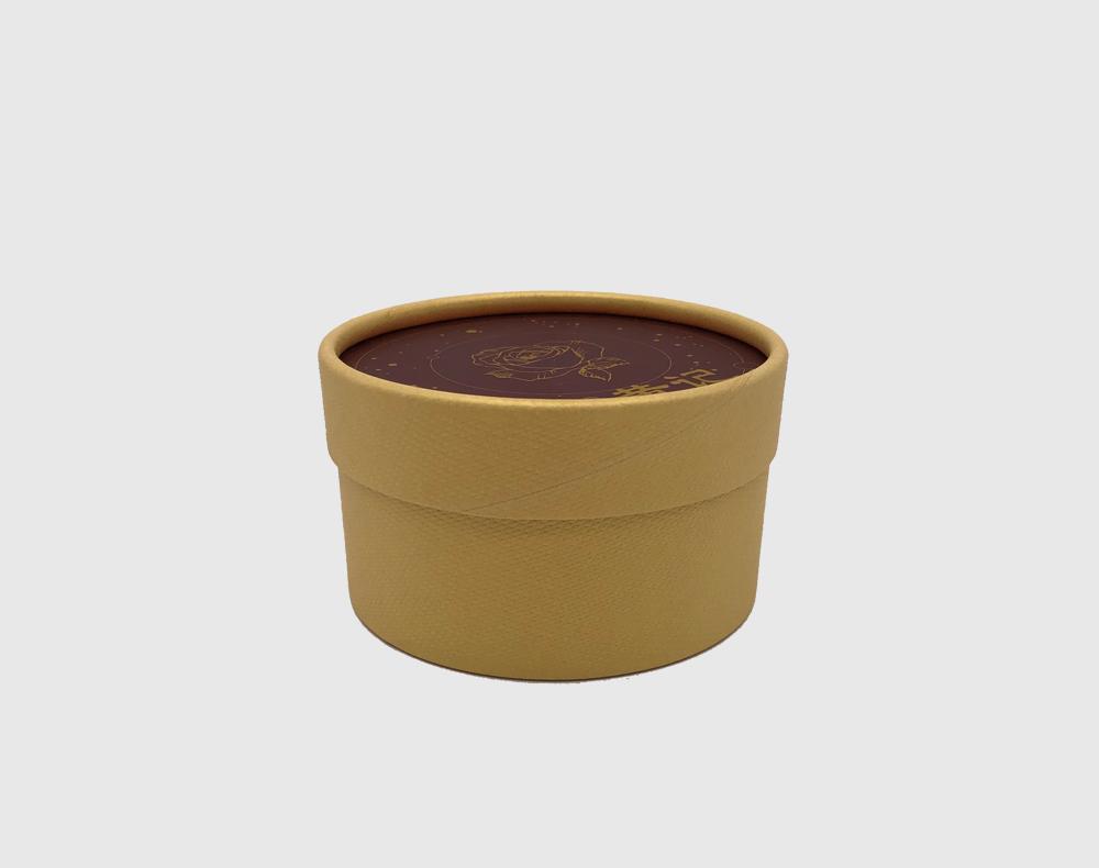 茶葉紙罐圓筒包裝