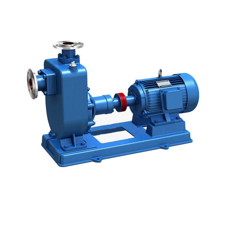 TIJZ化工流程自吸離心泵