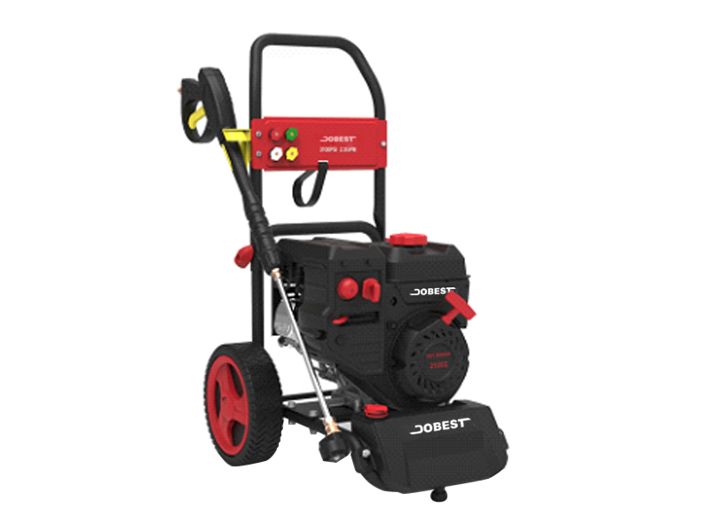 Gas- High Pressure Washer