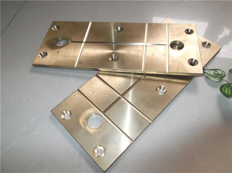 冲床铜滑板