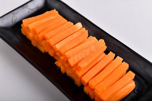 胡萝卜条-菜之源净菜