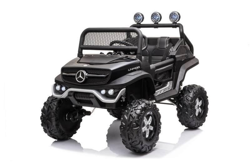 UNIMOG(small) (paint black)