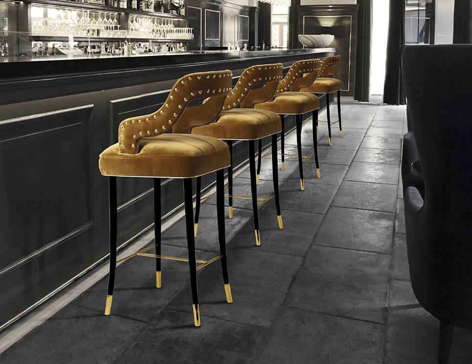 Bar chair series