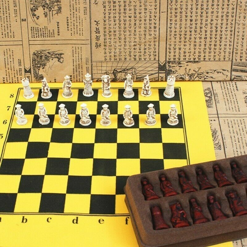 Leather chess5