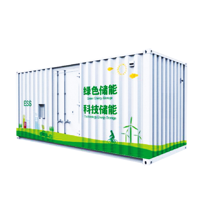 Containerized Battery Energy Storage System