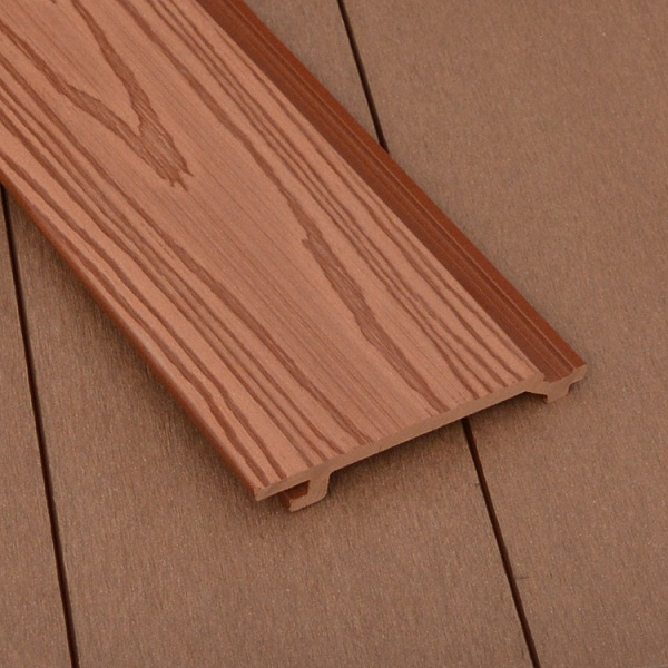 WPC Embossing Siding W140×T20mm Red Wood