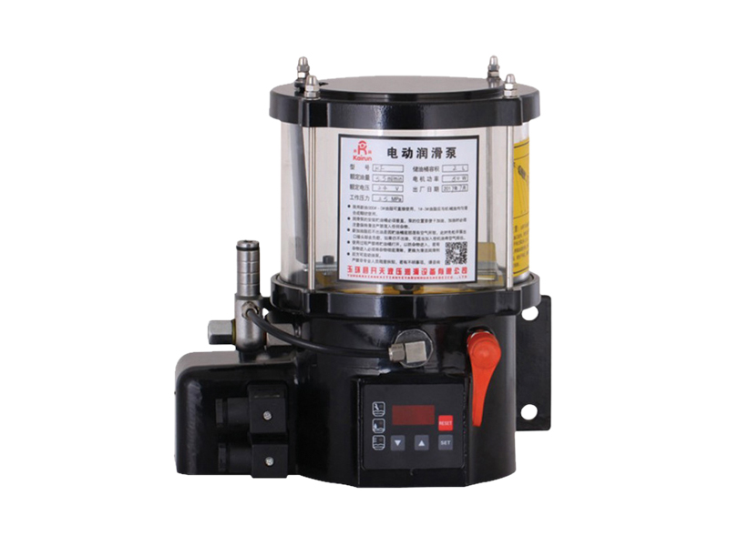 KF electric lubrication pumps