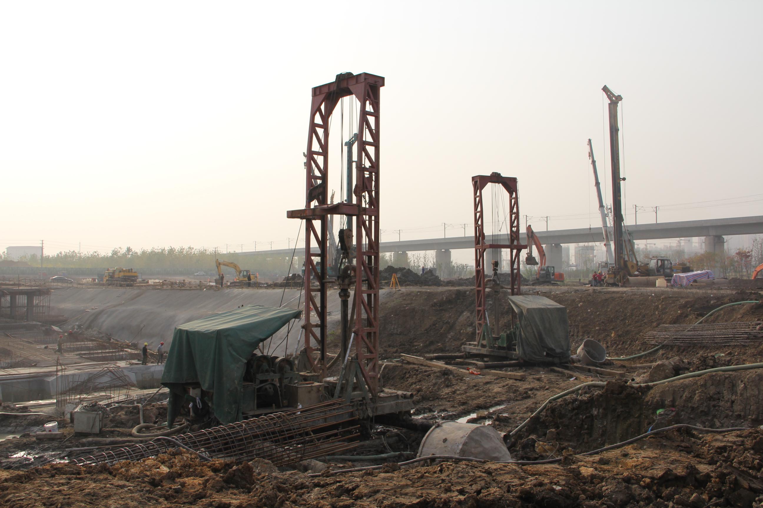 樁機工程項目