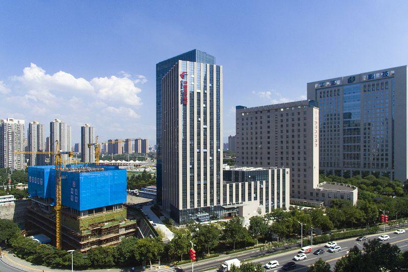 中國東方航空西北分公司東方航空城A區