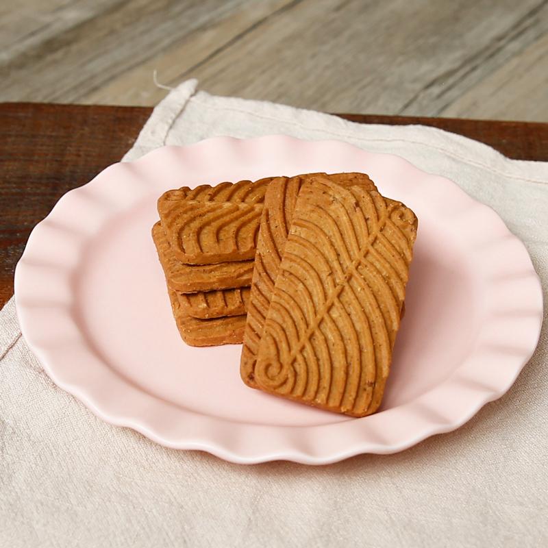 谷力摩咔餅干