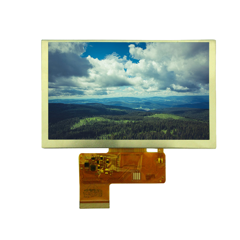 1080x1920 Resolution 5 Inch MIPI Outdoor Lcd Display 1000 Nits High Brightness LCD Screen