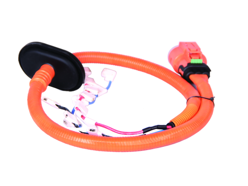 New energy vehicle wire harness